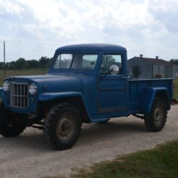 Willys Jeep Truck For Sale >> Willys Truck Pickup Willys For Sale Free Classifieds