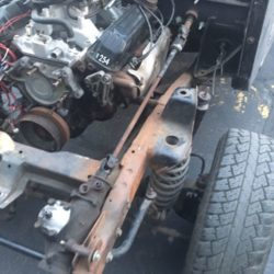 Lft Front Coil suspension