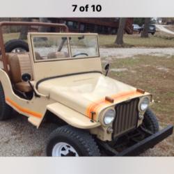 1948 Jeep CJ-2A