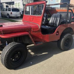 Jeep ds ext