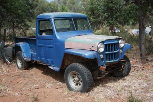 Willys 56