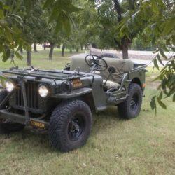 Jeep Front Oblique