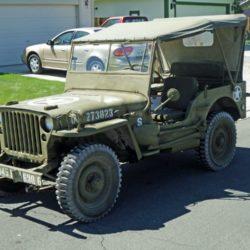 Bill's Jeep